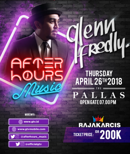 After Hours Music GLENN FREDLY